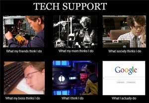 View on Tech Support